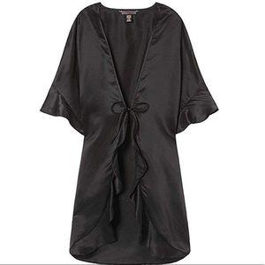 NWT VS satin kimono